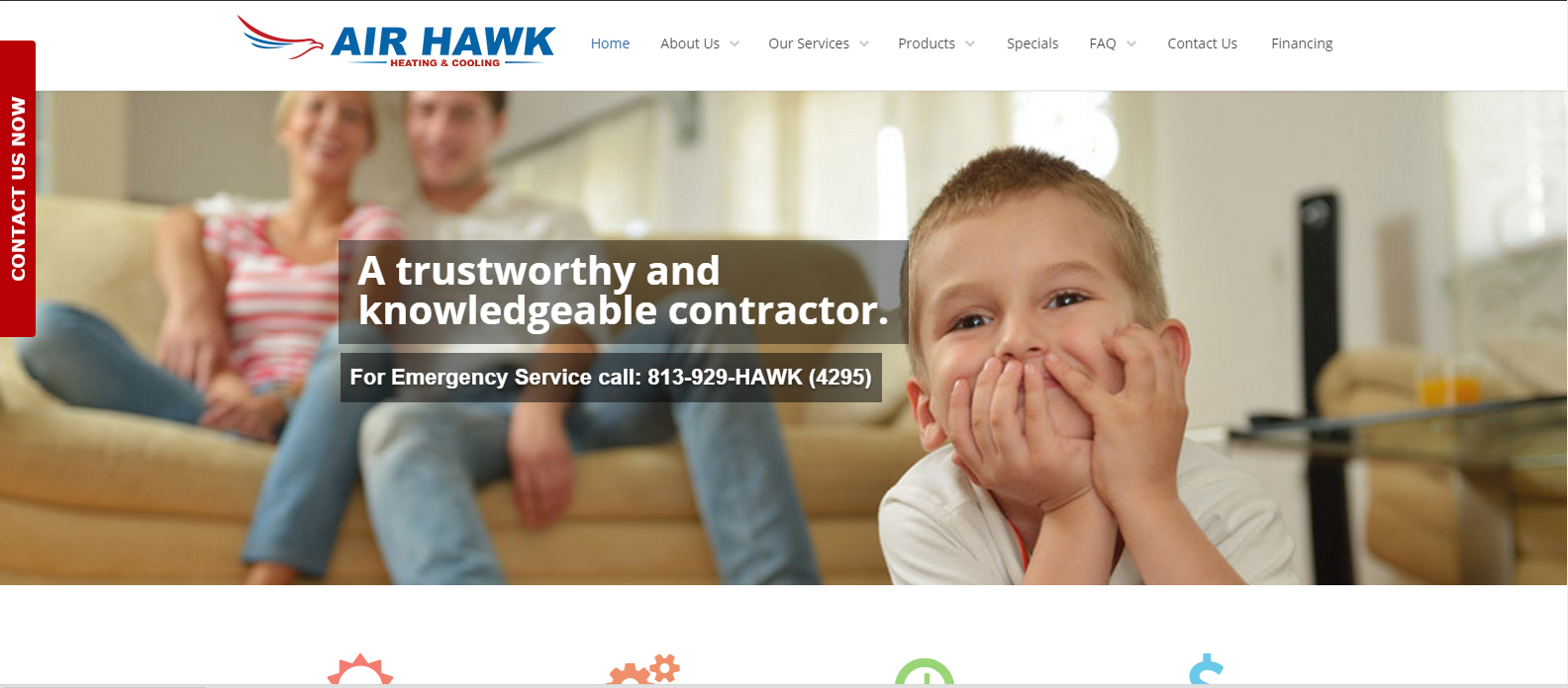 Tampa Bay Web Design Firm client 2